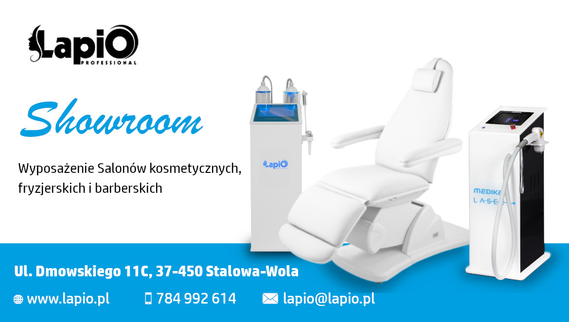 Showroom Lapio Professional
