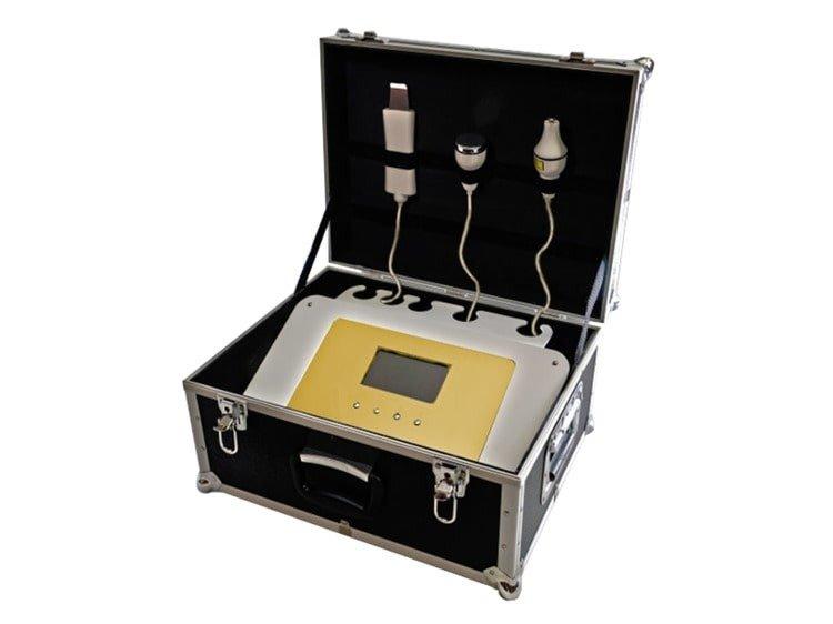 6407437134ce7 Mobilna walizka do kombajnów kosmetycznych Kliknij, aby powiększyć ...